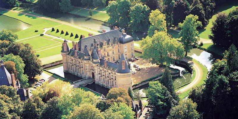 Фото отеля Chateau D'Esclimont 3*