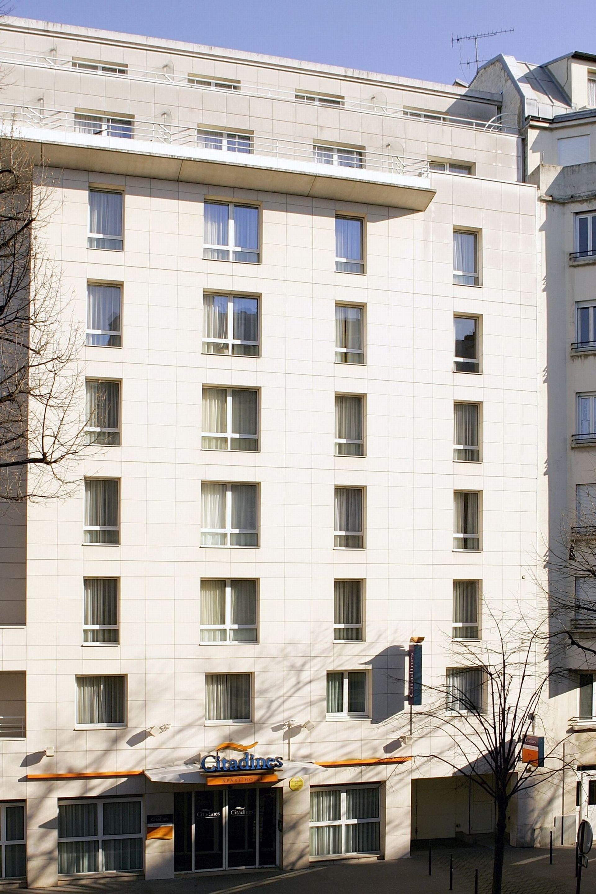 Фото отеля Citadines Aparthotel Montmartre 2*