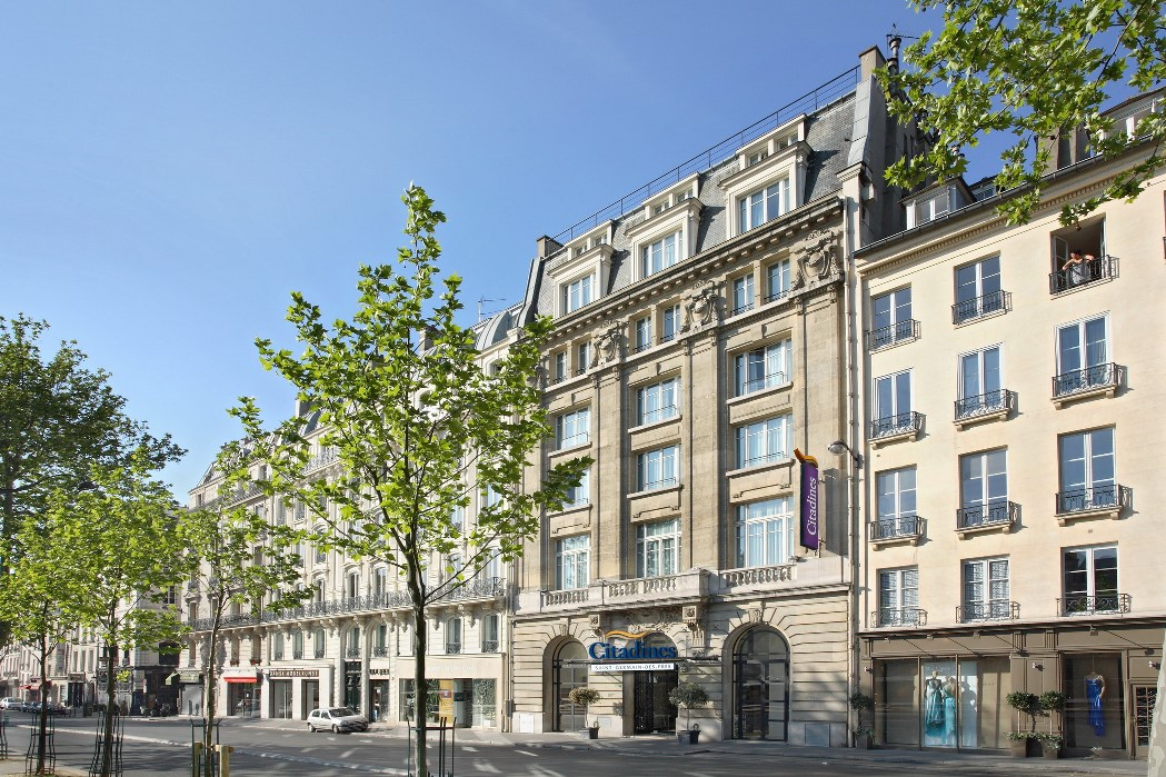 Фото отеля Citadines Saint-Germain-des-Pres 2*