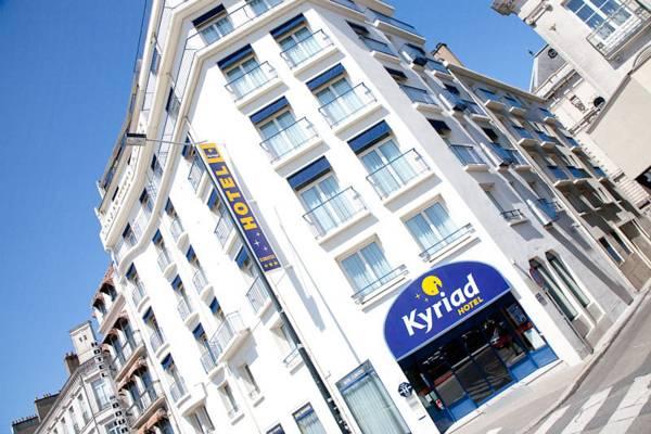 Фото отеля Kyriad Nantes Centre 2*
