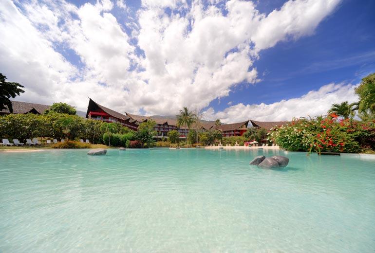 Фото отеля Le Meridien Tahiti 5*