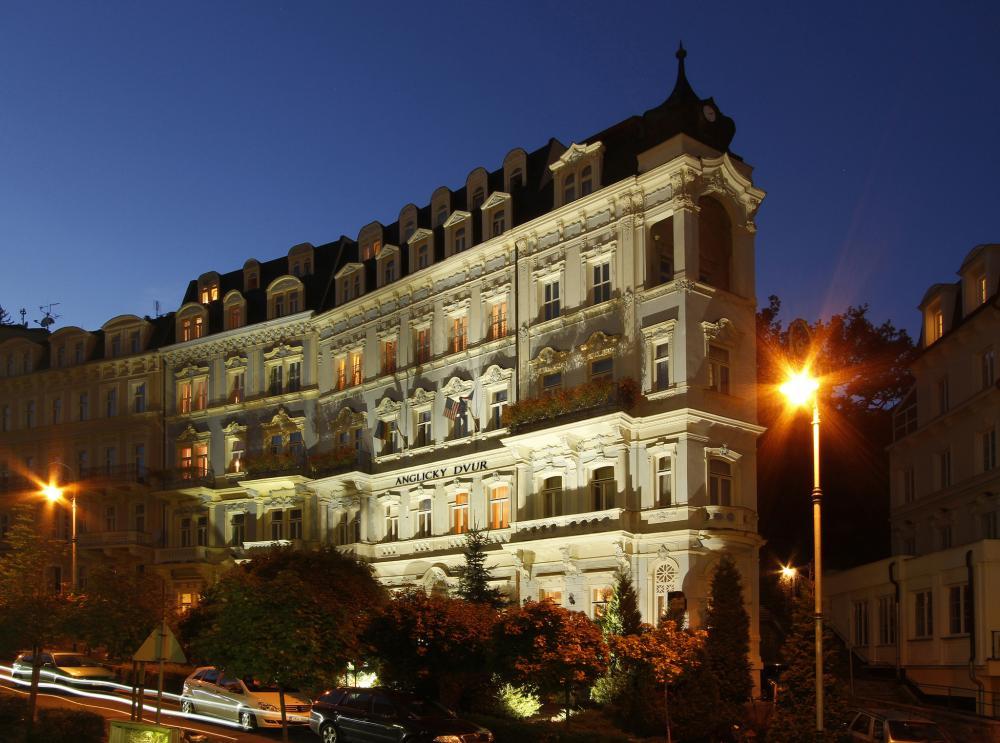 Фото отеля Anglicky Dvur 2*