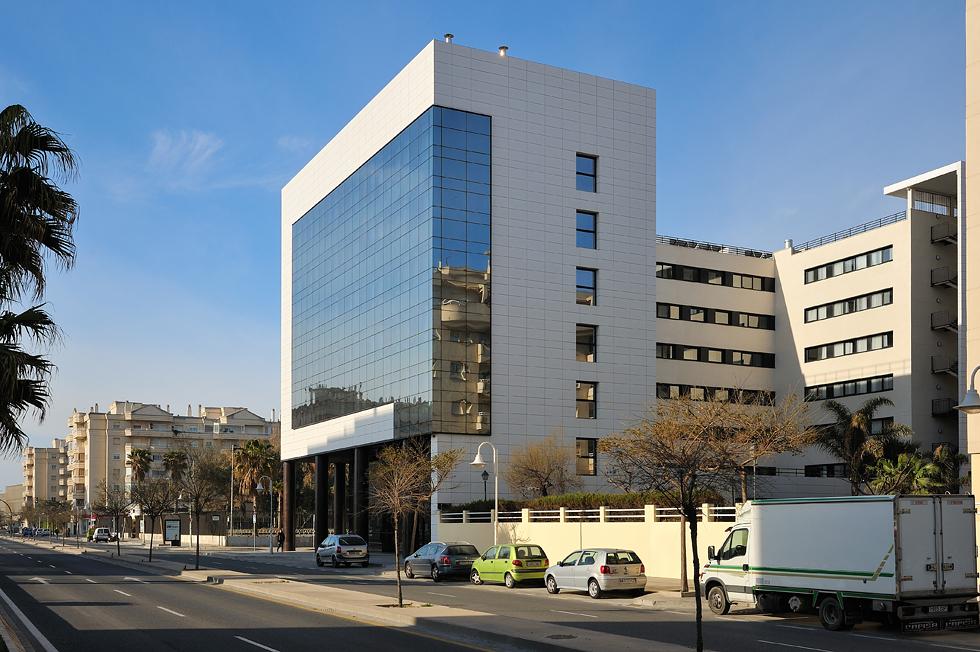 Фото отеля Vincci Malaga 3*