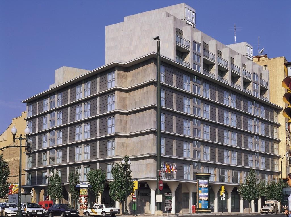 Фото отеля NH Ciudad Zaragoza 2*
