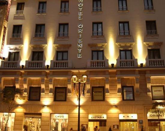 Фото отеля Oriente 2*