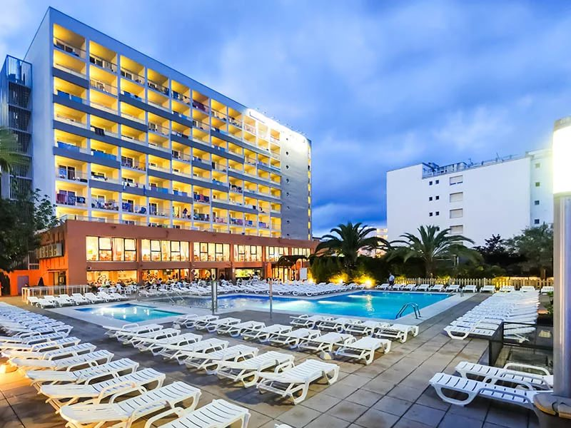 Фото отеля Medplaya Santa Monica 3*