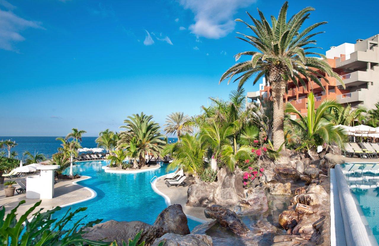 Фото отеля Roca Nivaria Gran Hotel 5*