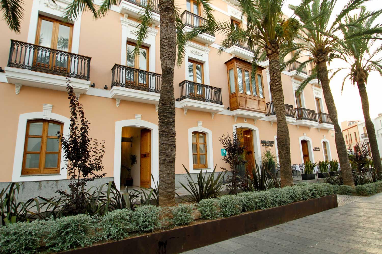 Фото отеля Mirador De Dalt Vila 5*