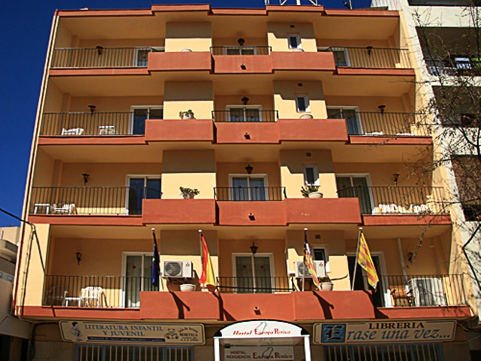 Фото отеля Hostal Europa Punico 2*