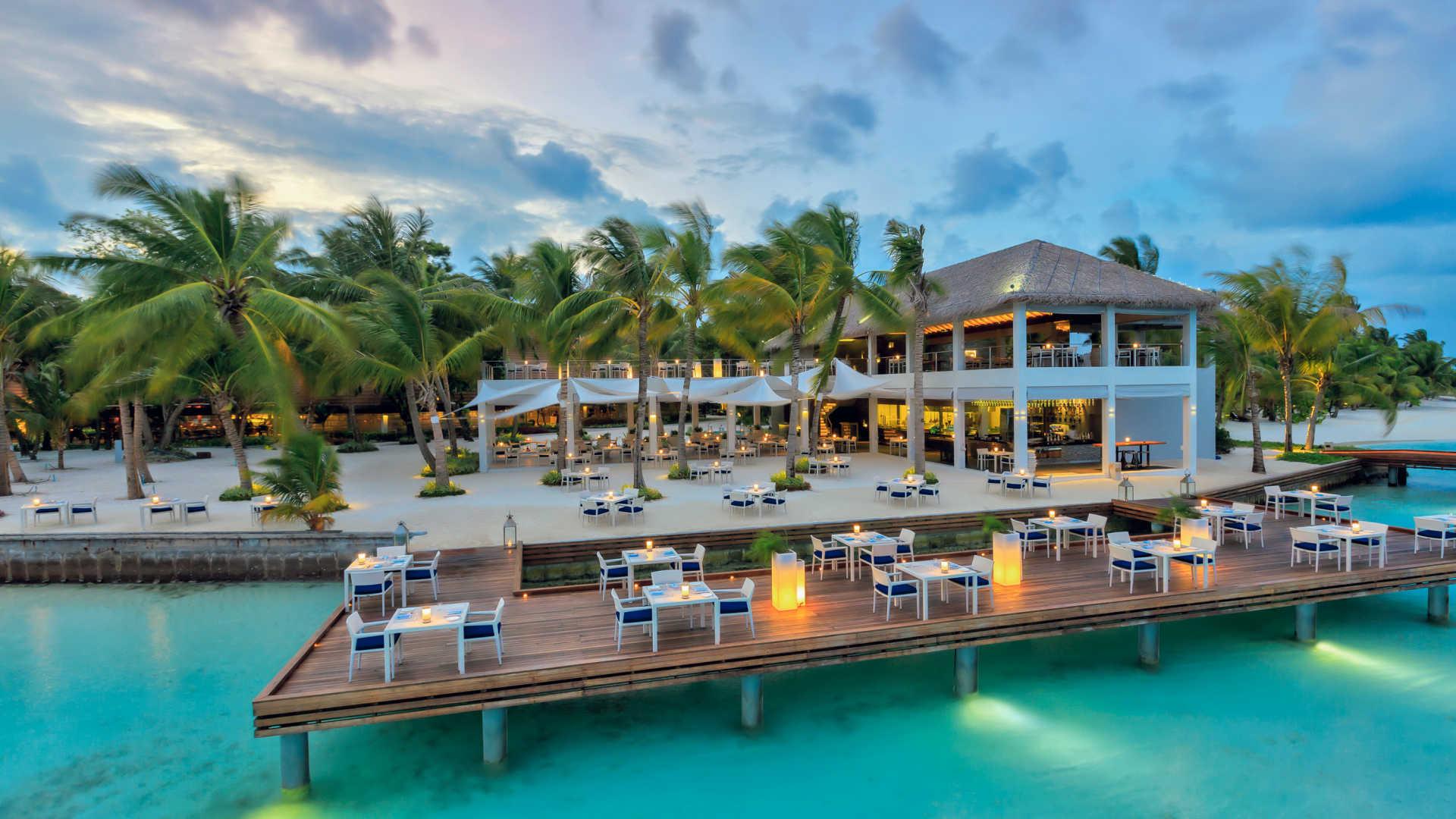 Фото отеля Kurumba Maldives  5*