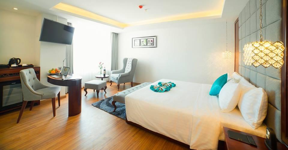 Фото отеля Cicilia Nha Trang Hotels & Spa 4*