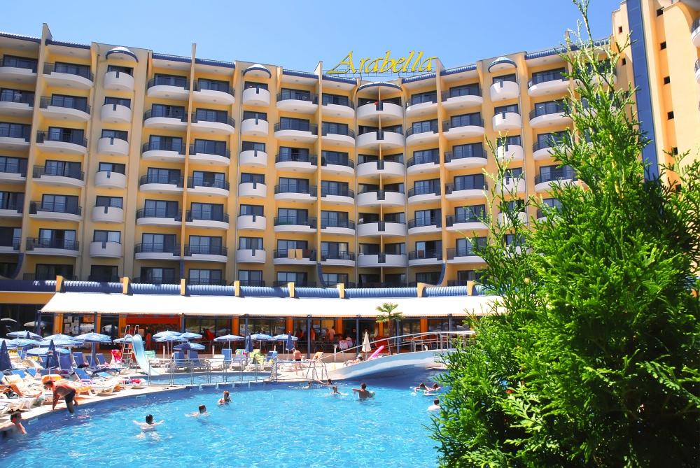 Фото отеля Grifid Arabella 3*