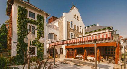 Фото 2* Park Hotel Heviz