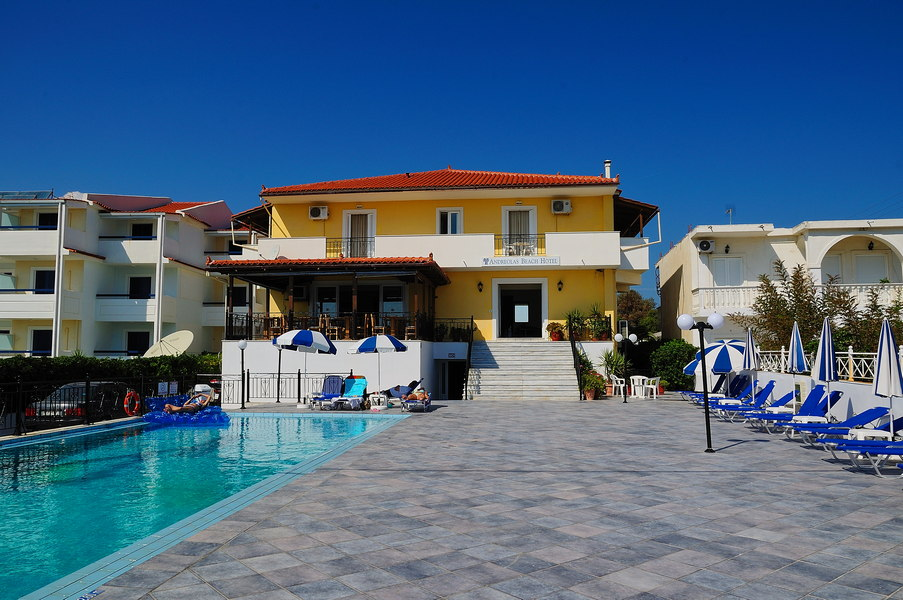 Фото отеля Andreolas Beach 2*