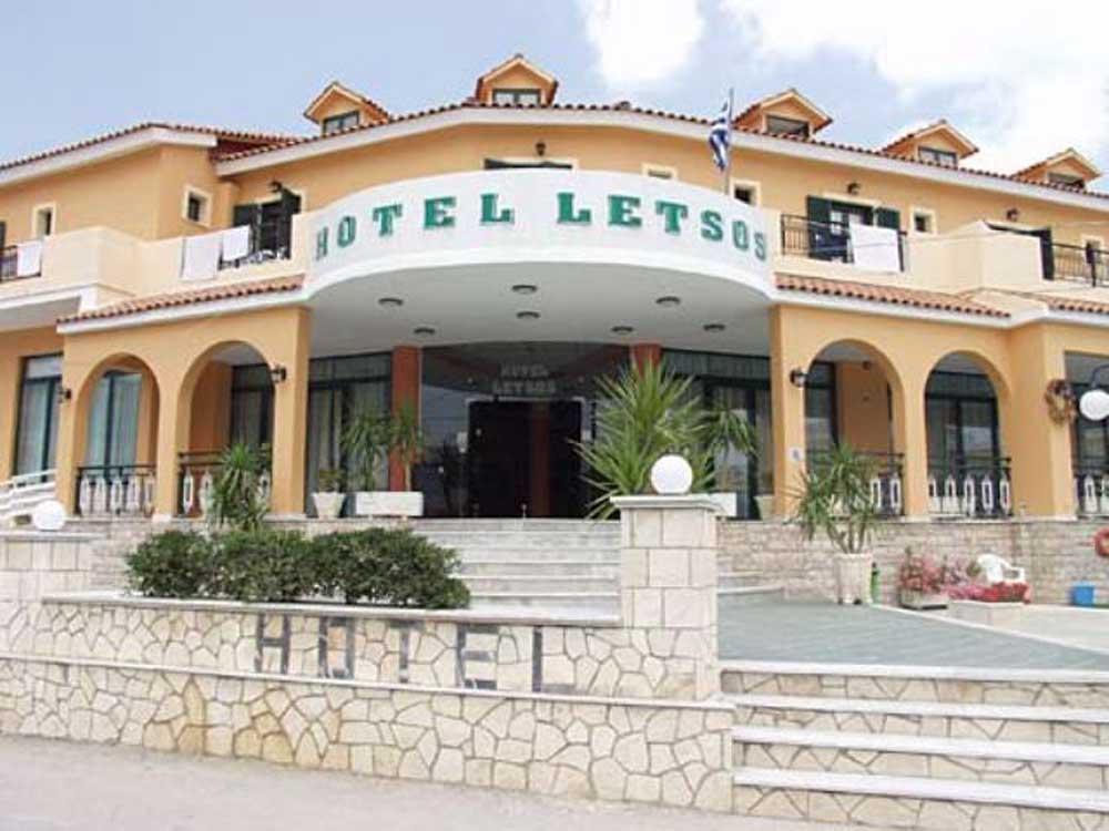 Фото отеля Letsos 2*