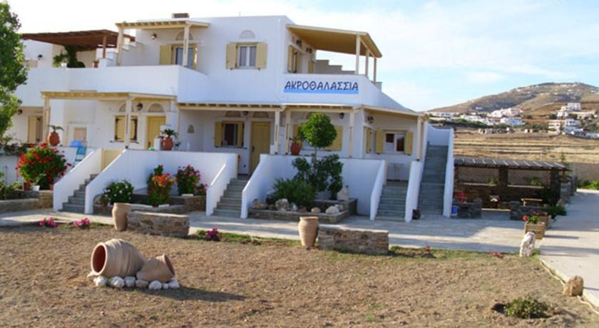 Фото отеля Akrothalassia