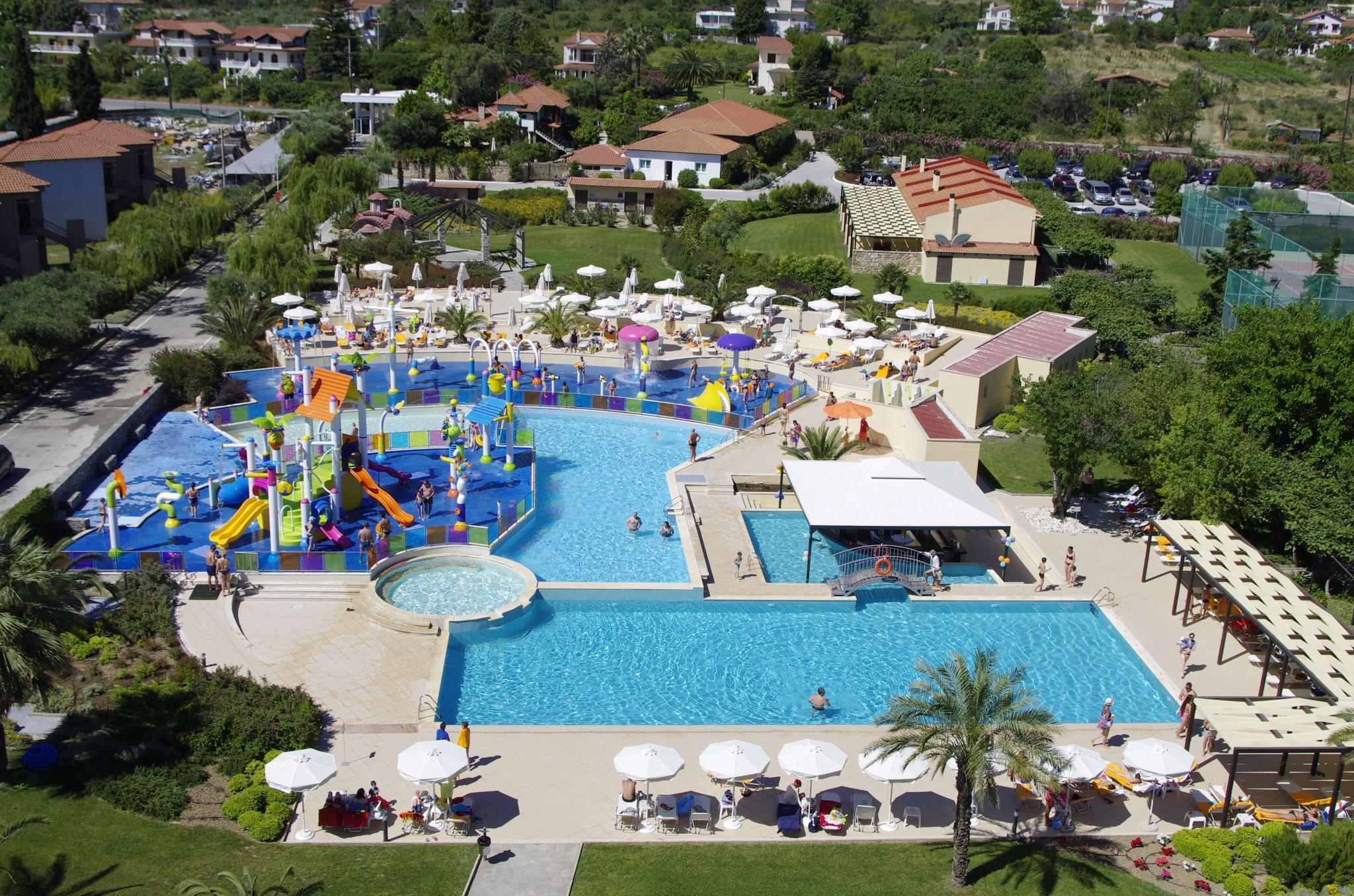 Фото отеля Cronwell Platamon Resort 5*