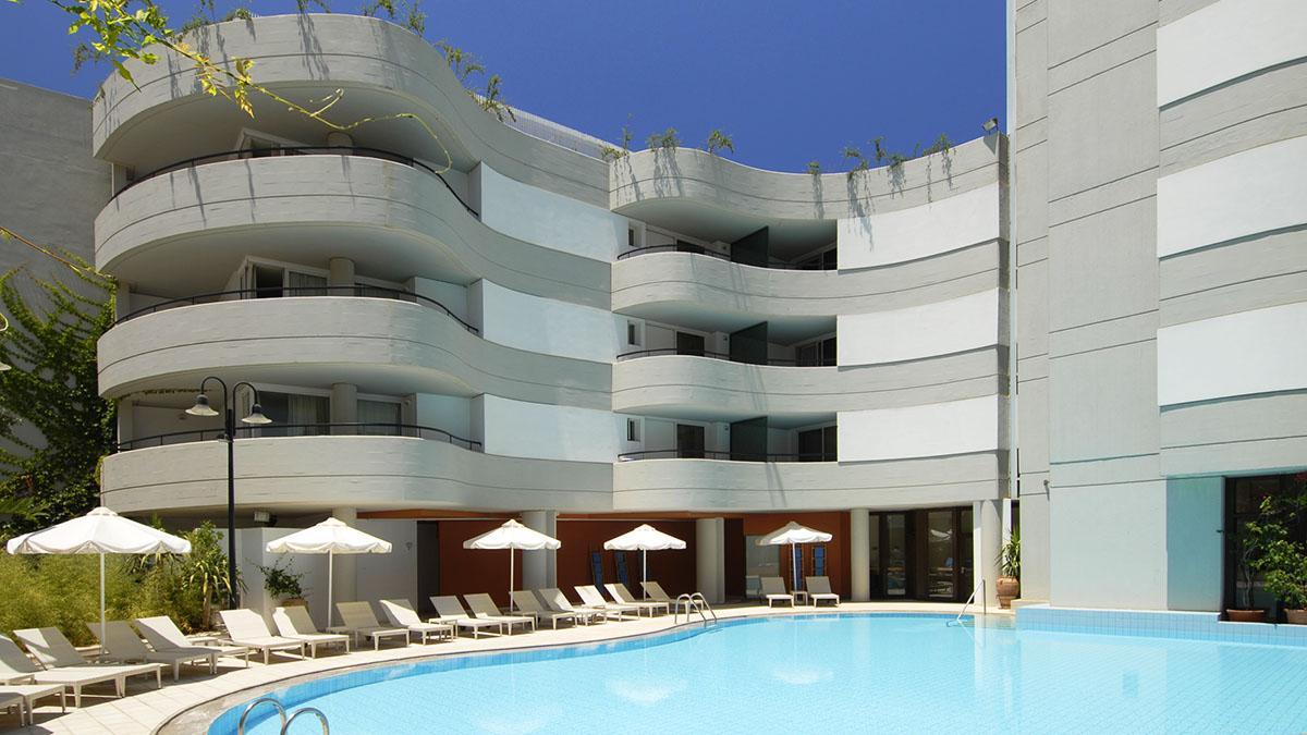 Фото отеля Aquila Porto Rethymno 5*