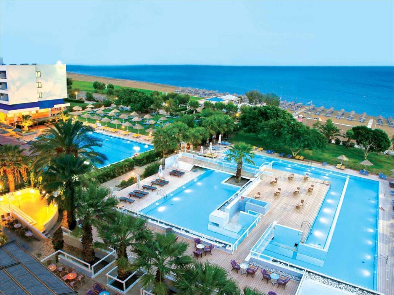 Фото отеля Blue Sea 4*