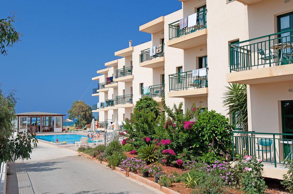Фото отеля Edem Beach Hotel 2*