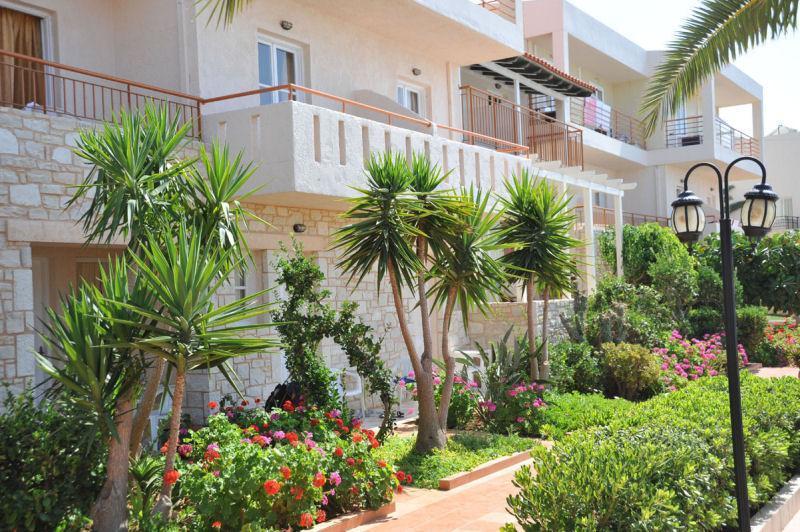 Фото отеля Cretan Garden 3*