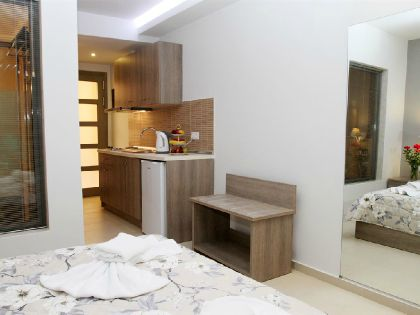 Фото 3* Dionysos Hotel Apart & Studio