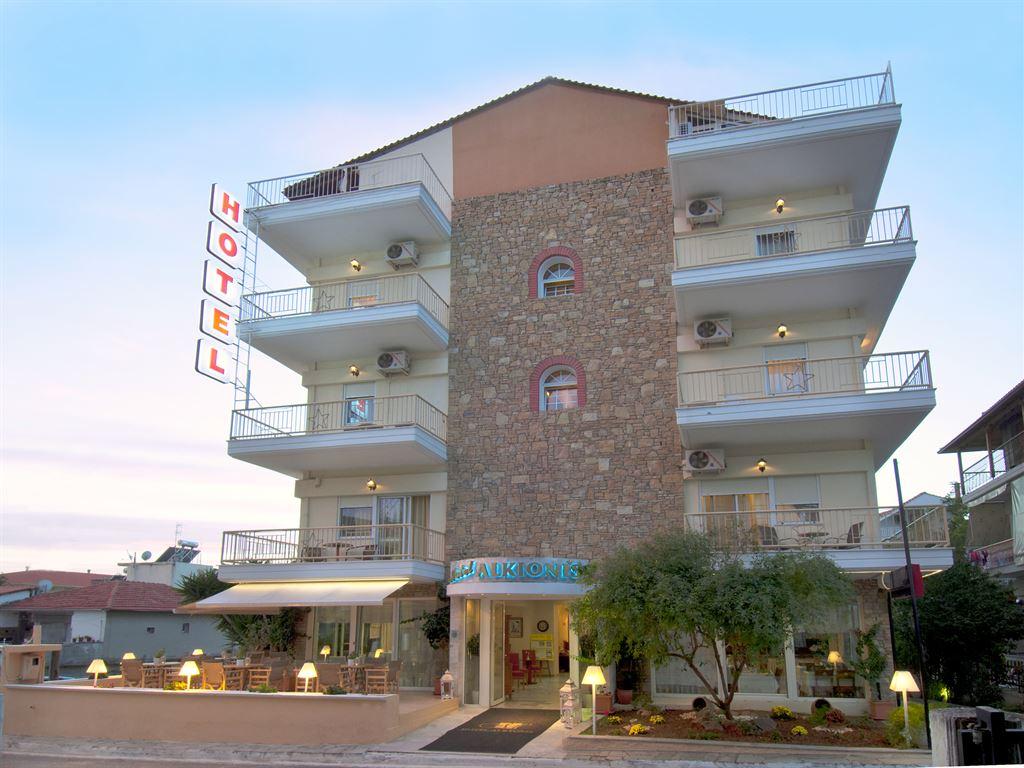 Фото отеля Alkyonis Hotel 3*