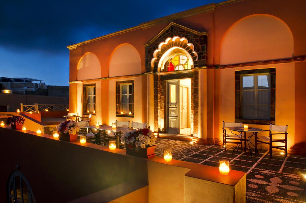 Фото отеля Markezinis Suites 4*