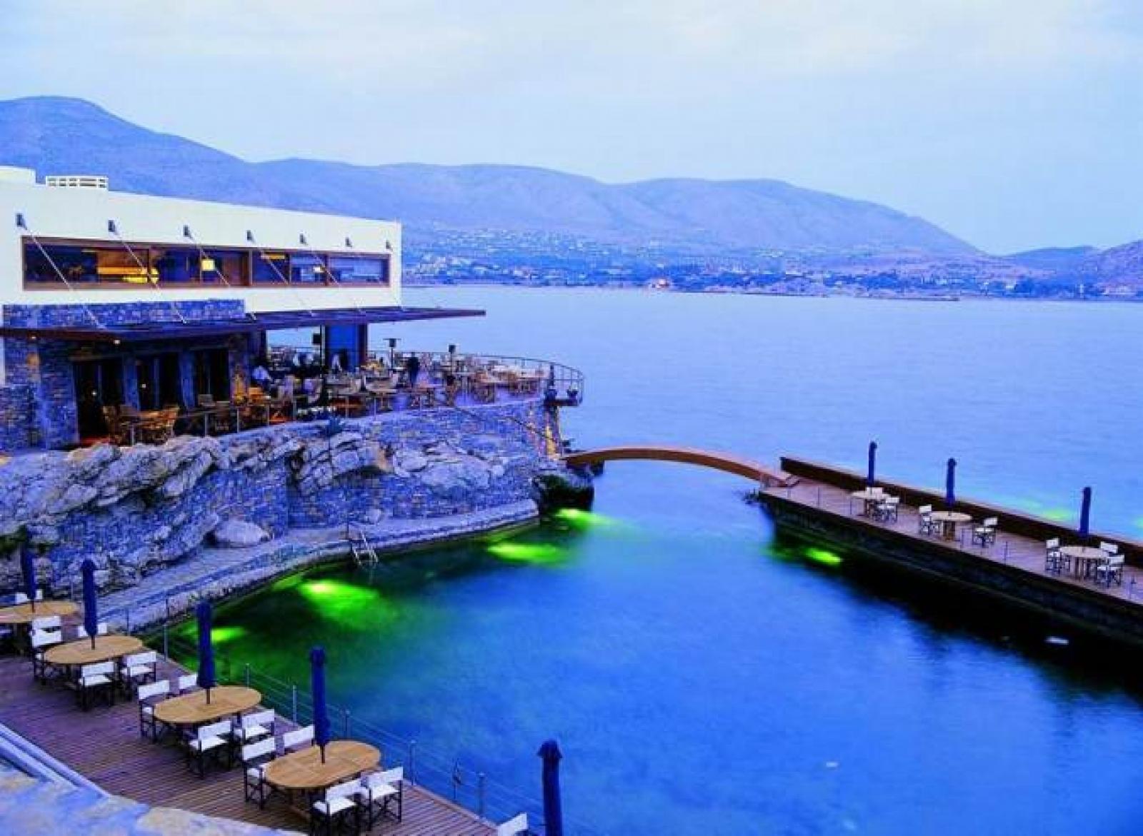 Фото отеля Grand Resort Lagonissi  4*