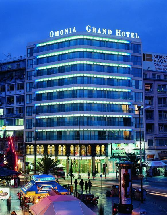 Фото отеля Grecotel Athens Grand 4*
