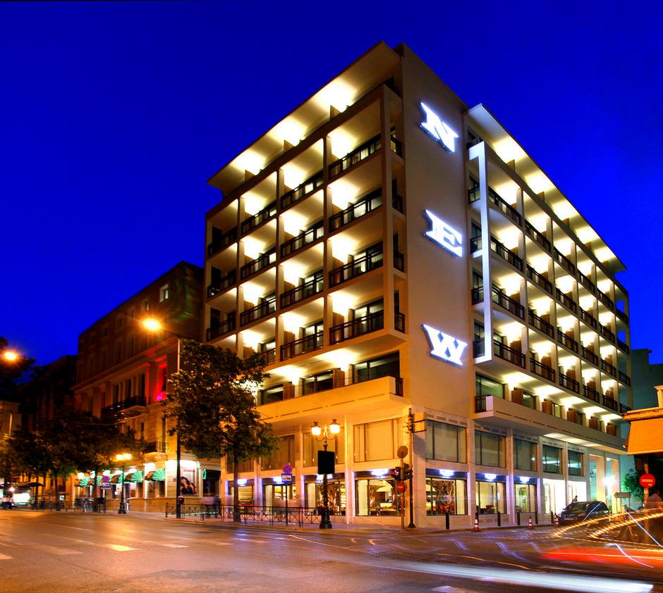 Фото отеля New Hotel 3*