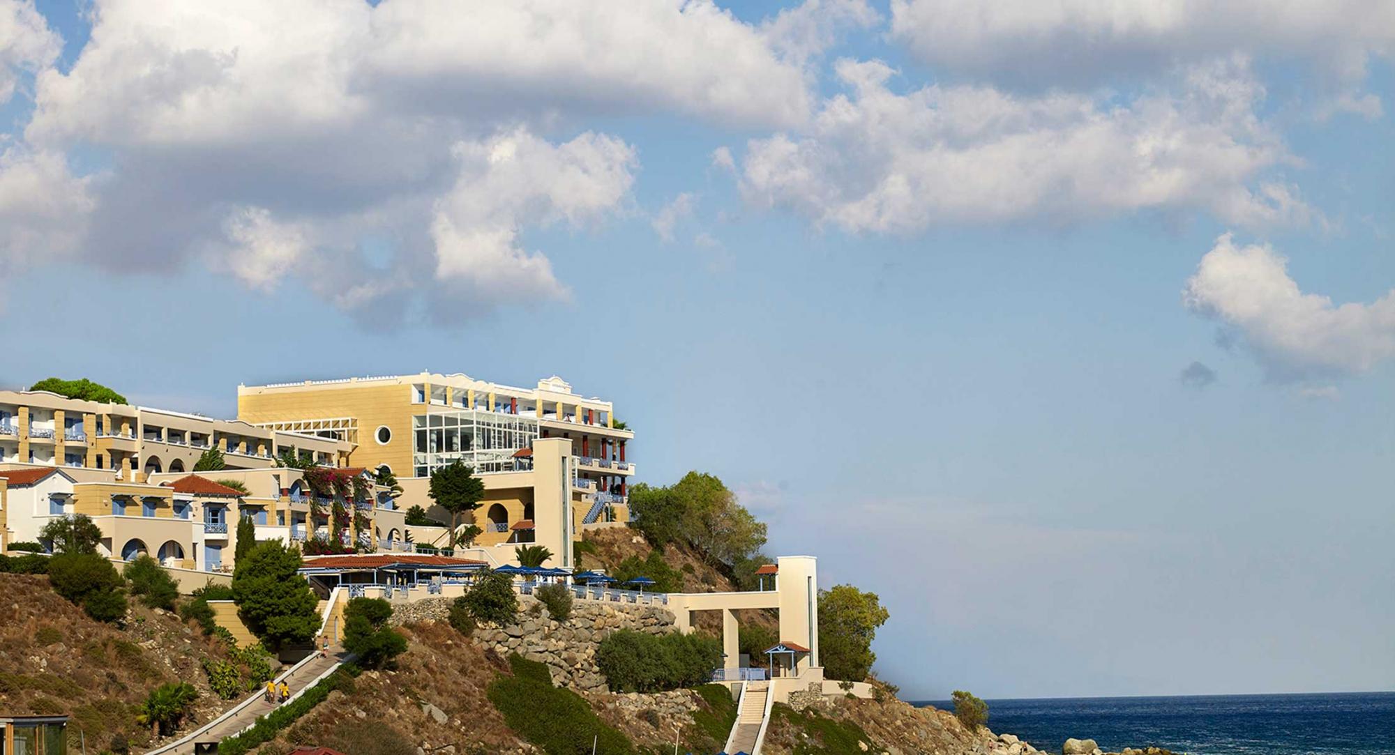 Фото отеля Mitsis Summer Palace Hotel 5*