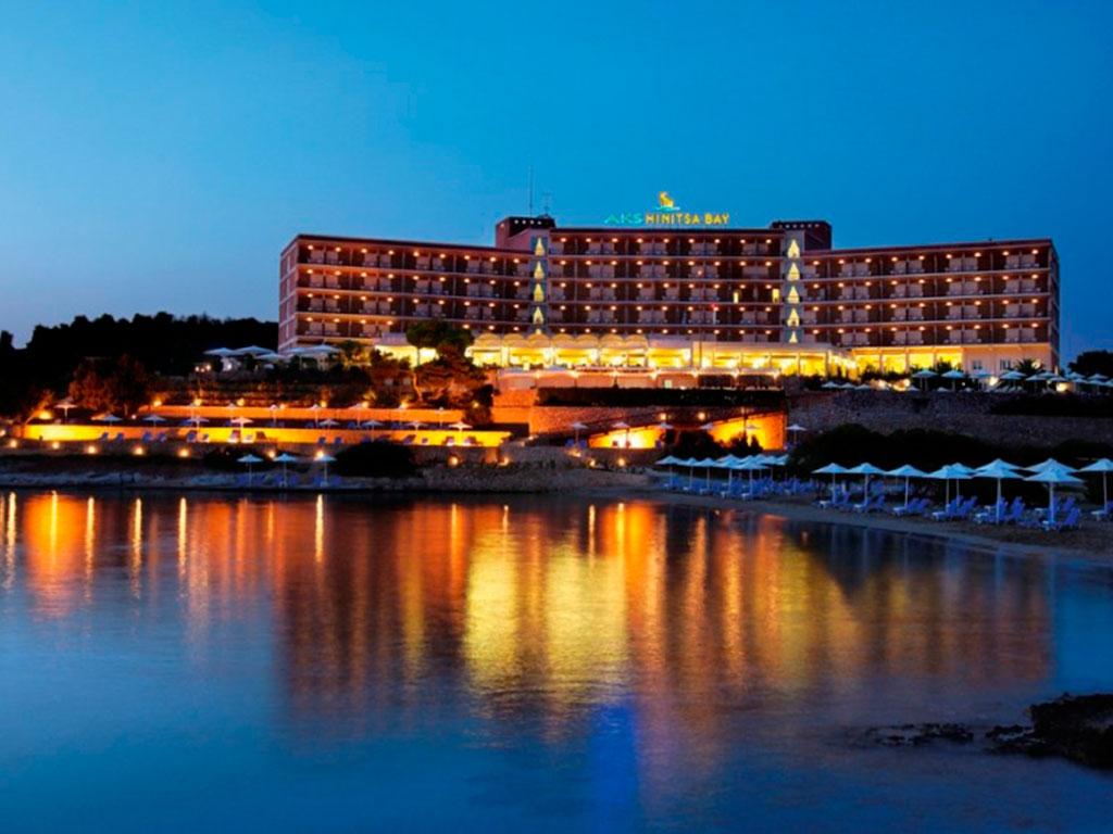 Фото отеля AKS Hinitsa Bay 3*