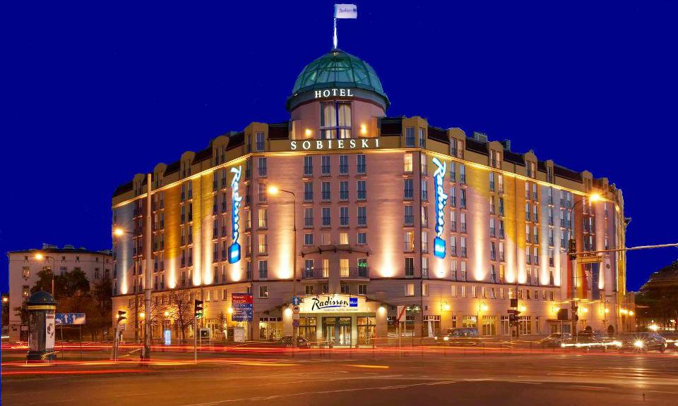 Фото отеля Radisson Blu Sobieski 3*
