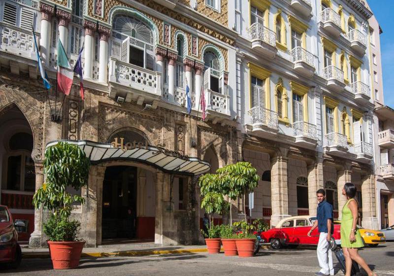 Фото отеля Mercure Sevilla Havane 4*