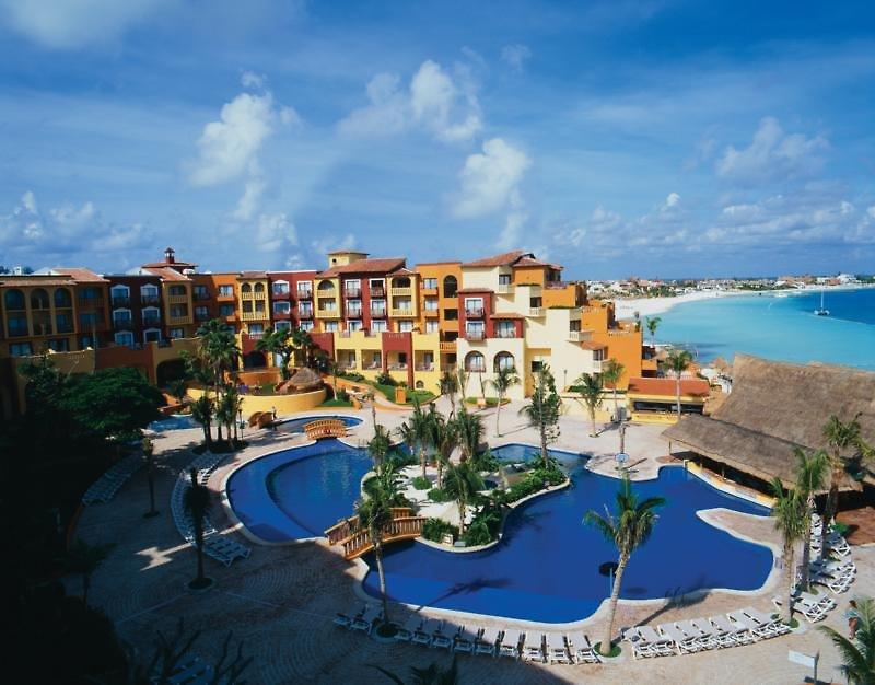 ���� ����� Fiesta Americana Villas Cancun 4*