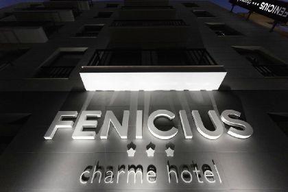 Фото 3* Fenicius Charme Hotel