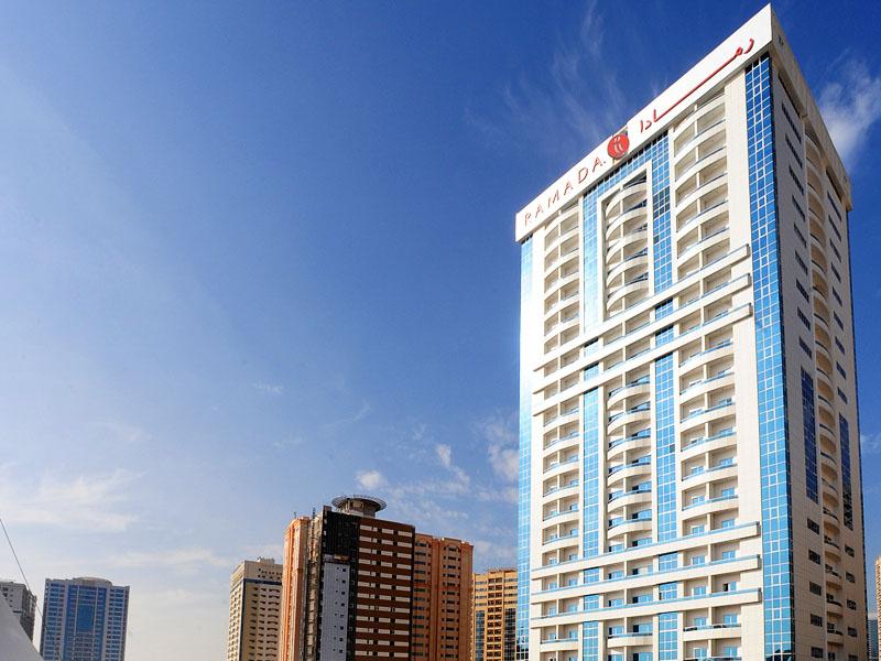 Фото отеля Ramada Sharjah  3*