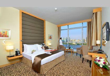 Фото 4* Copthorne Hotel Sharjah