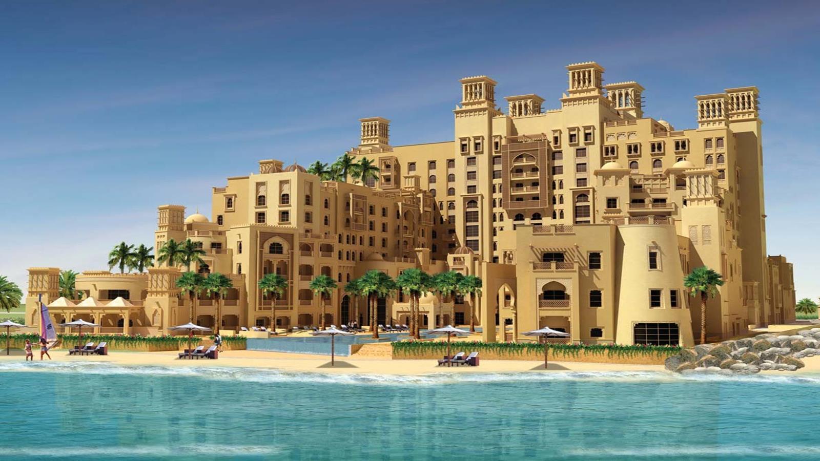 Фото отеля Sheraton Sharjah Beach Resort & Spa 5*