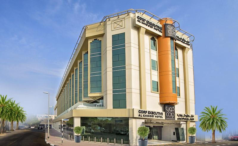 Фото отеля Corp Executive Al Khoory 2*