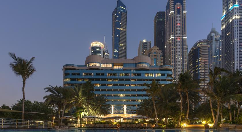 Фото отеля Le Meridien Mina Seyahi Beach Resort & Marina 5*