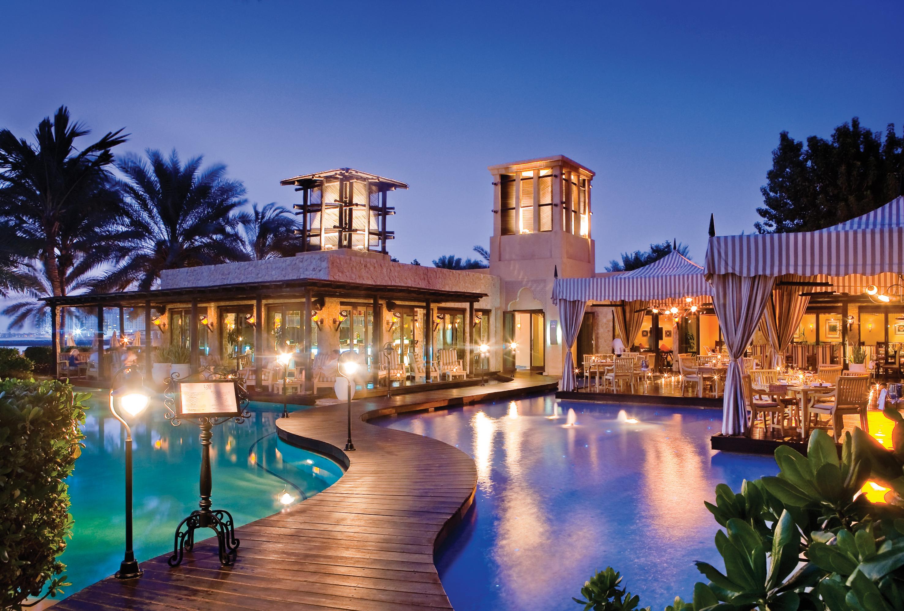 Фото отеля One & Only Royal Mirage Dubai 5*