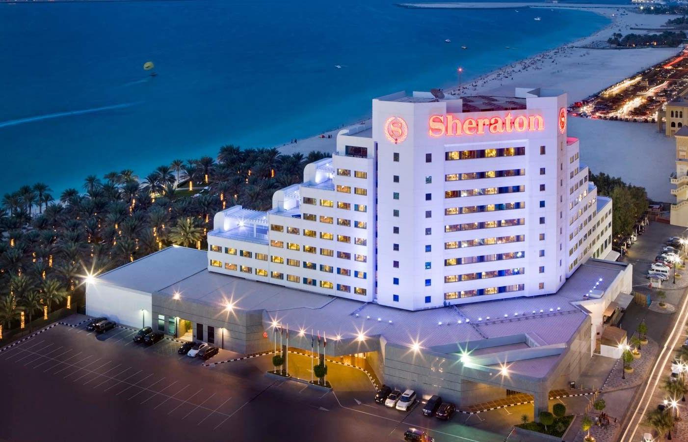 Фото отеля Sheraton Jumeira Beach Resort & Towers 5*