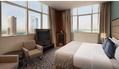 Фото отеля Ramada Abu Dhabi Corniche 4*