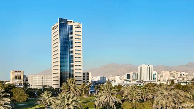Фото отеля Doubletree By Hilton Ras Al Khaimah 4*