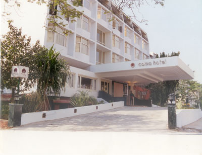 ���� ����� Cama Park Plaza 4*