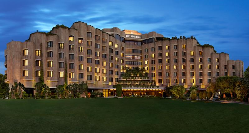 Фото отеля ITC Maurya Sheraton 5*