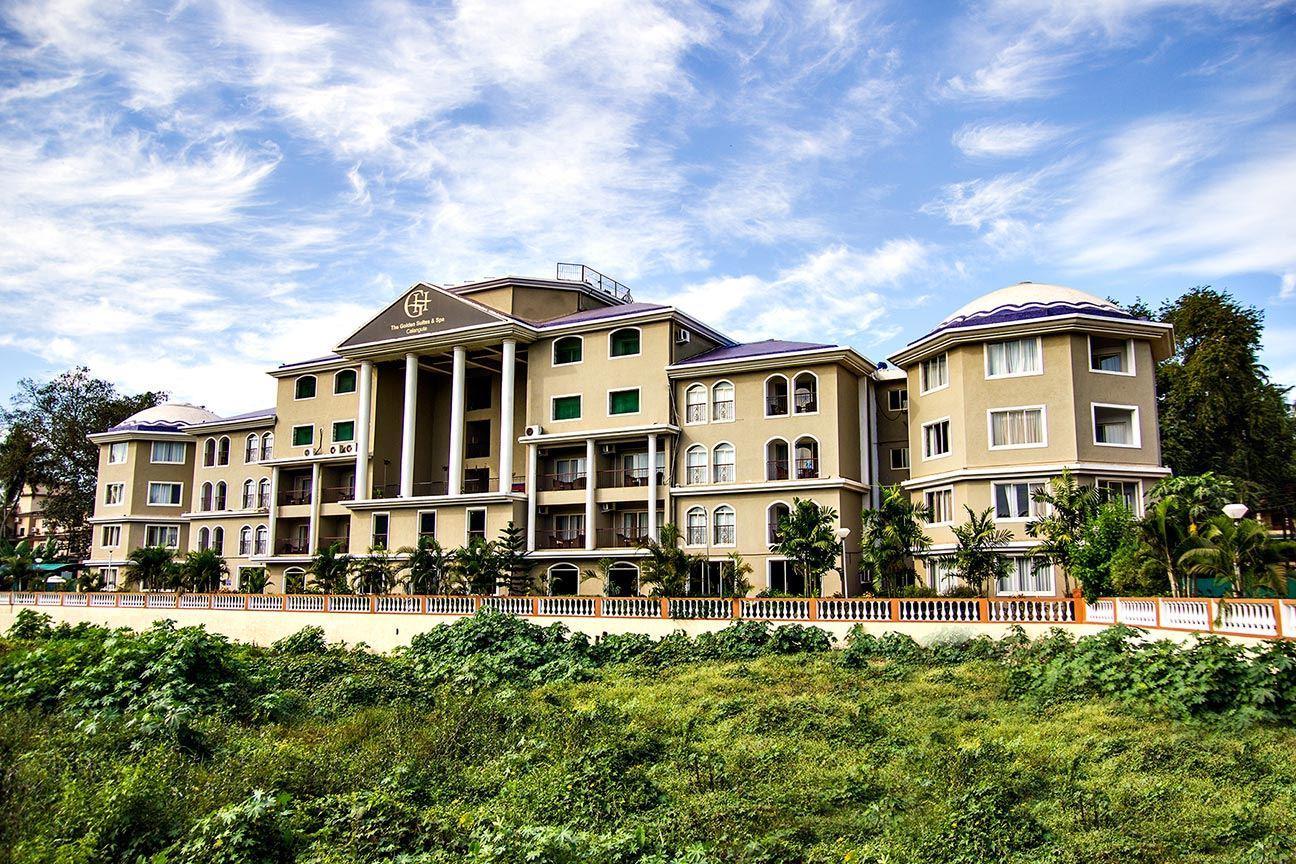 Фото отеля The Golden Suites & Spa 4*