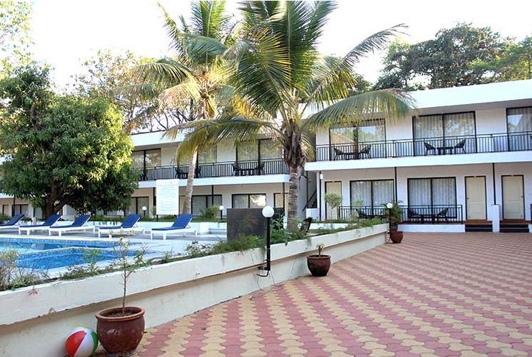 Фото отеля Le Pearl Goa Resort & Spa 4*